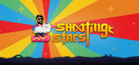 Game Banner Shooting Stars!