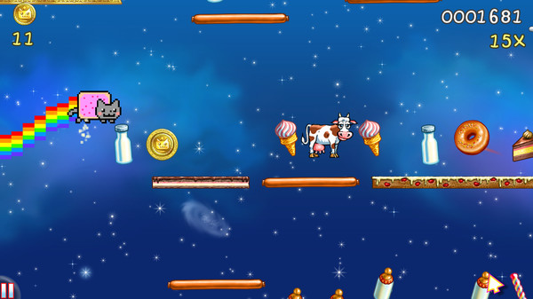 Nyan Cat: Lost In Space - Wong's Store - Cửa hàng game bản quyền