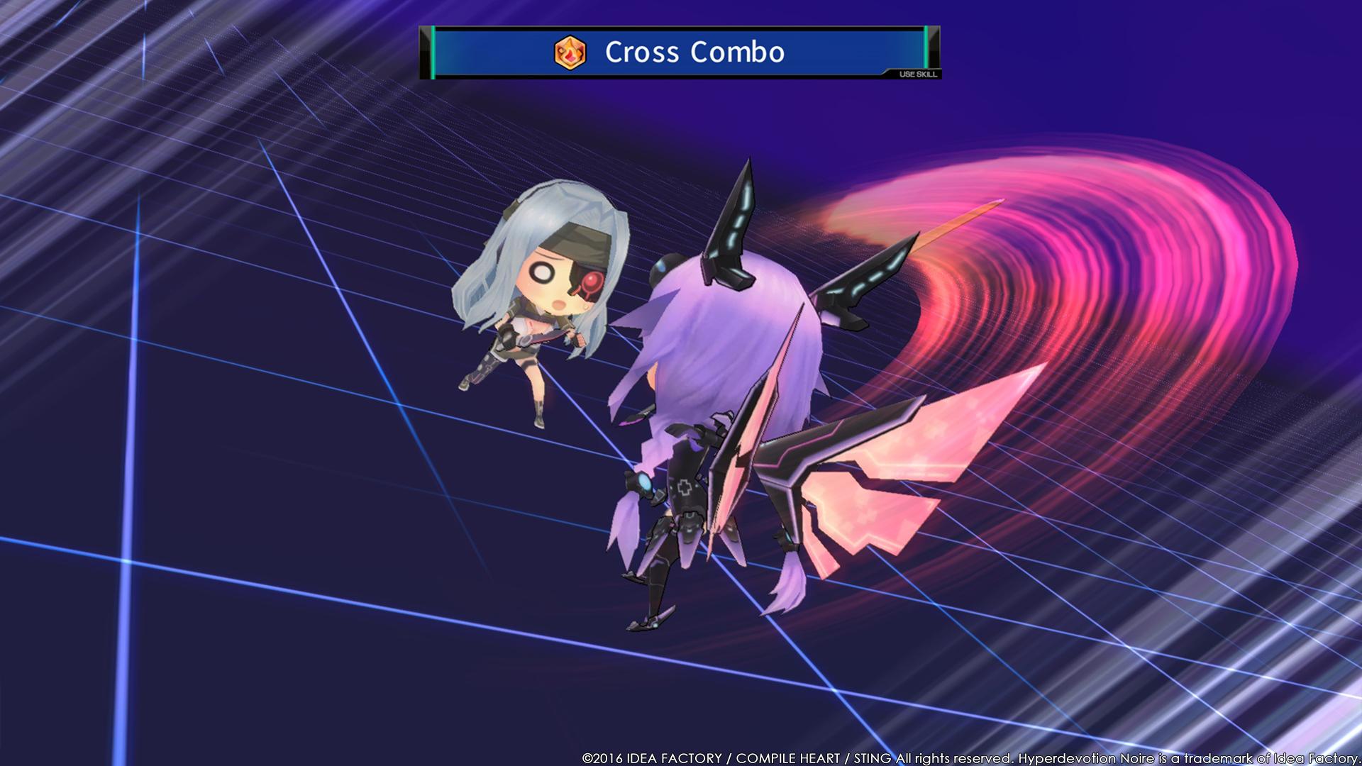 Hyperdevotion Noire Goddess Black Heart Neptunia On Steam