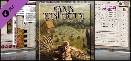Fantasy Grounds - Call of Cthulhu: Canis Mysterium on Steam