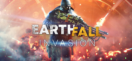 Earthfall Cover Image