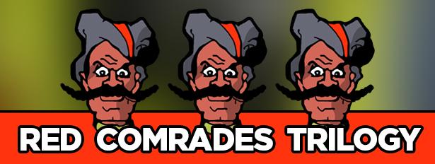 Red comrades trilogy download torrent
