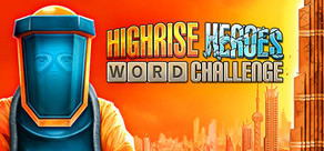 Highrise Heroes: Word Challenge cover art