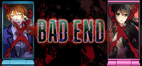 BAD END cover art