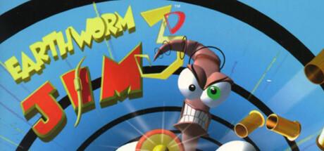 Earthworm Jim 3D