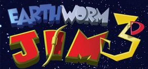 Earthworm Jim 3D cover art