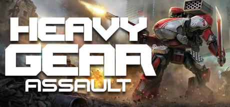 Heavy Gear Assault on Steam