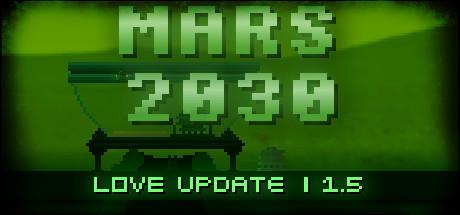 Mars 2030 on Steam