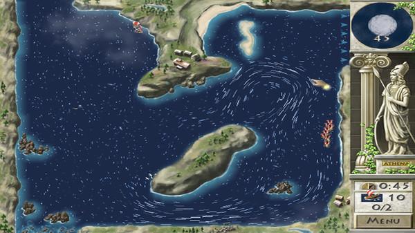 скриншот God Game : The Odyssey 1