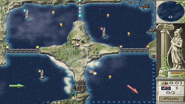 скриншот God Game : The Odyssey 2