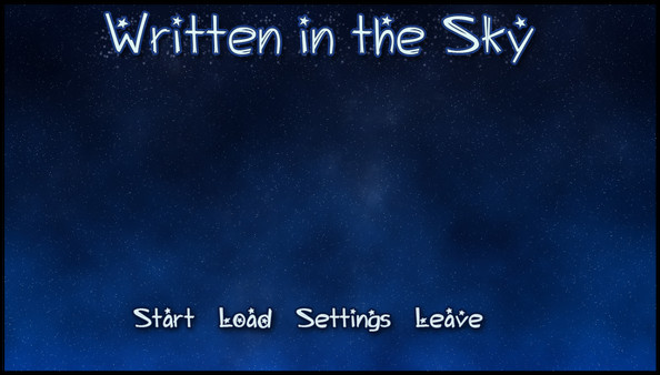 Written in the Sky