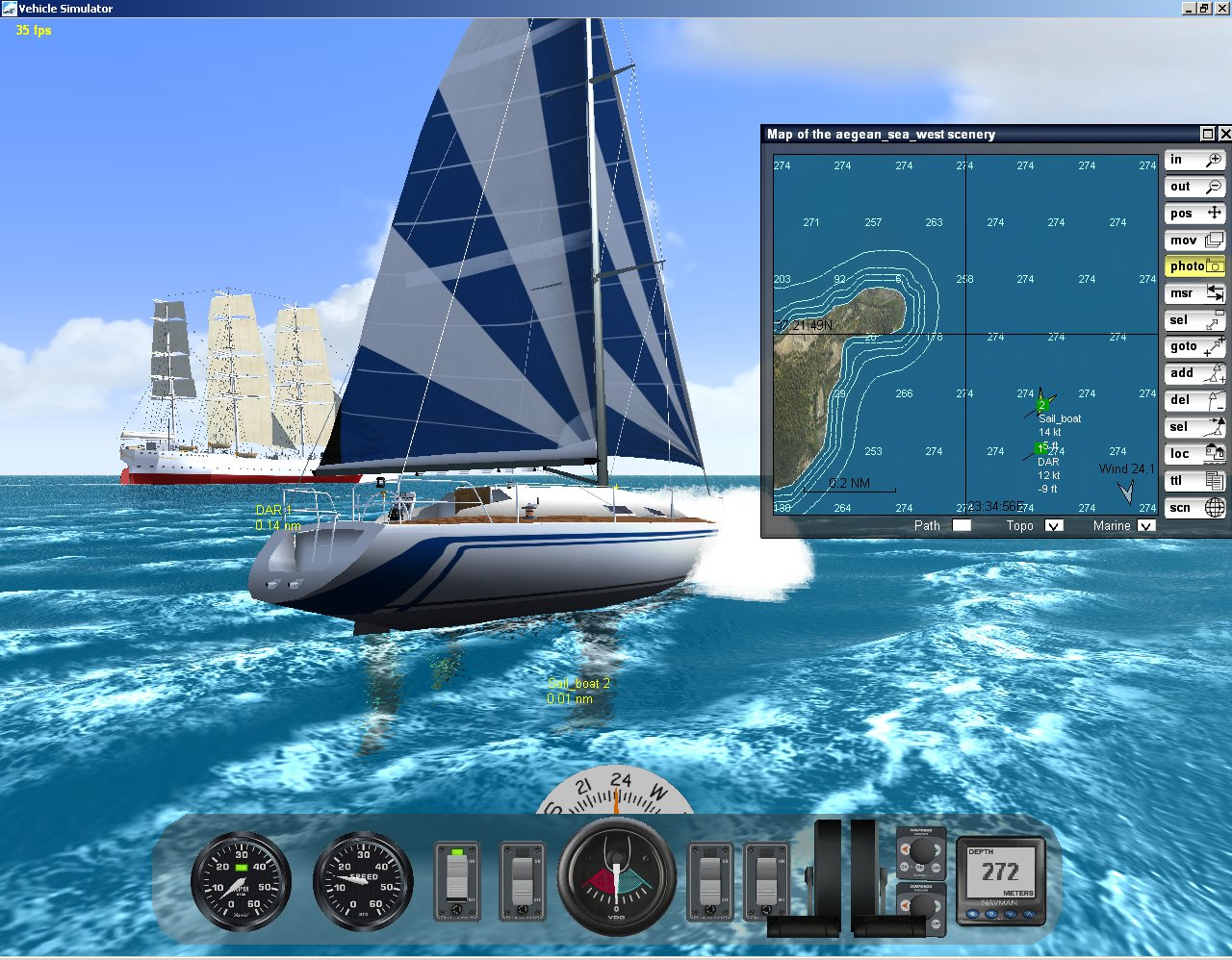 virtual sailor windows 10