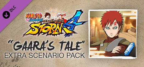 Naruto Shippuden Ultimate Ninja Storm 4 -Gaara's Tale Extra Scenario Pack on Steam