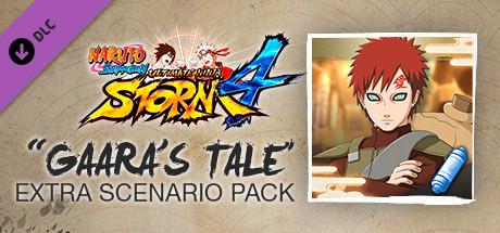 Naruto Shippuden Ultimate Ninja Storm 4 -Gaara's Tale Extra Scenario Pack