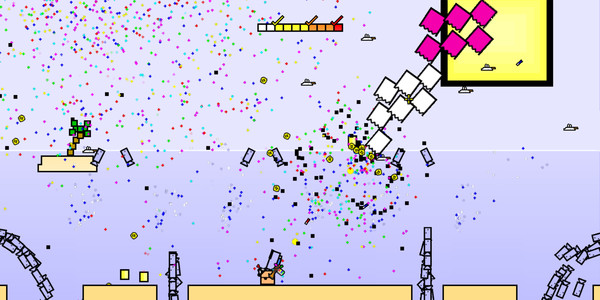 Rubber Ducky and the Rainbow Gun