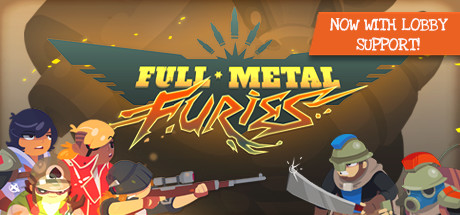 Full Metal Furies cover art