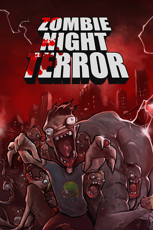 Zombie Night Terror poster image on Steam Backlog