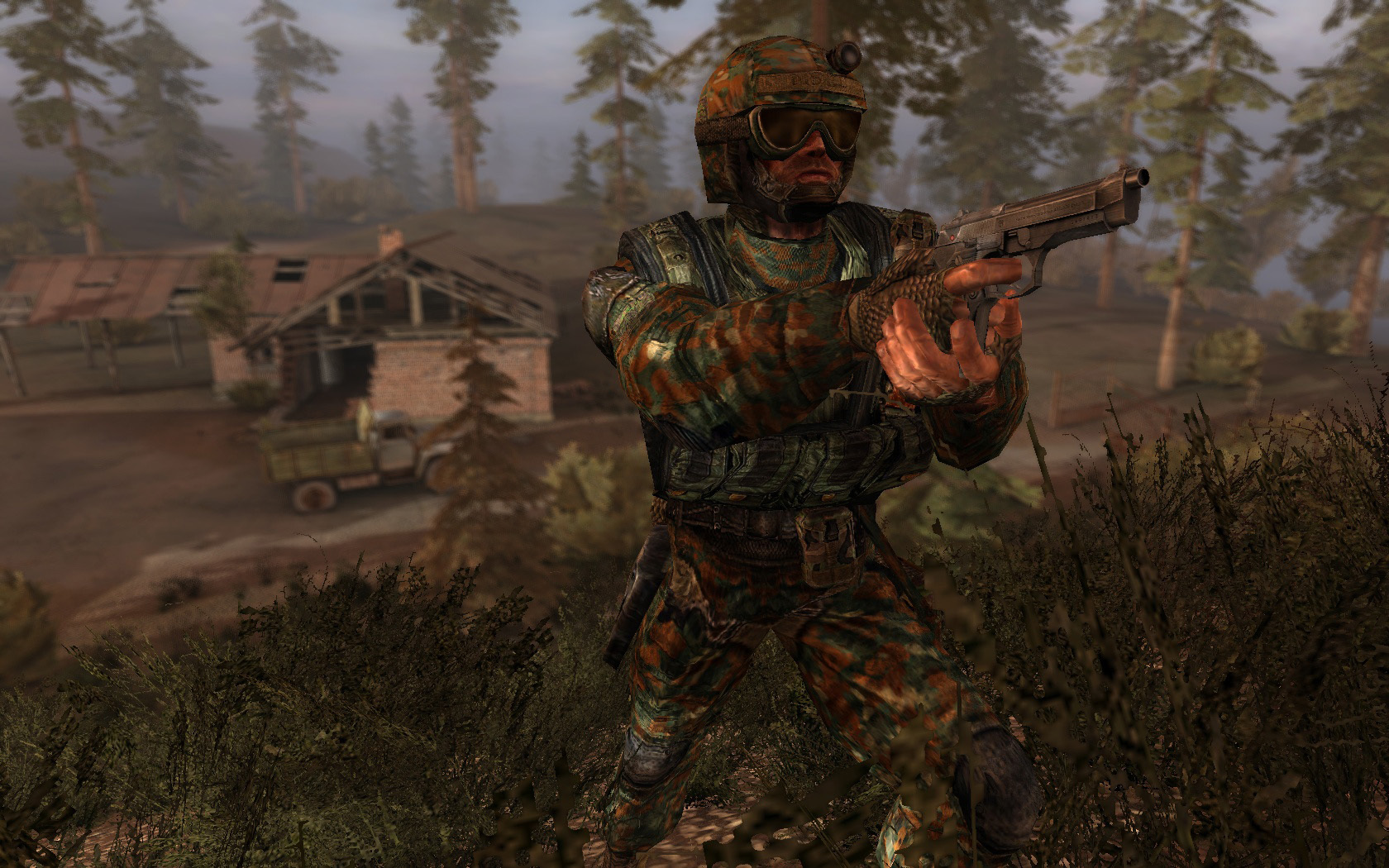 S T A L K E R Call Of Pripyat On Steam