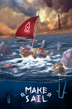 Make Sail poster image on Steam Backlog