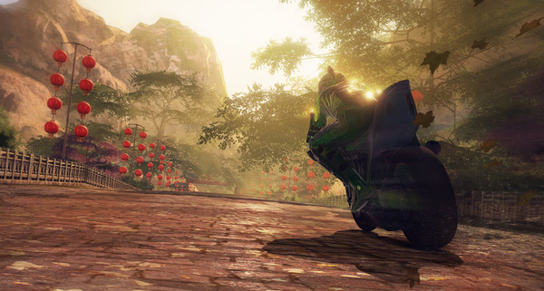 скриншот Moto Racer  4 5