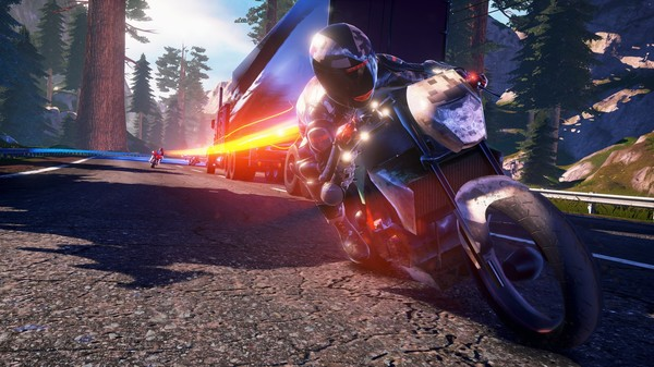скриншот Moto Racer  4 4