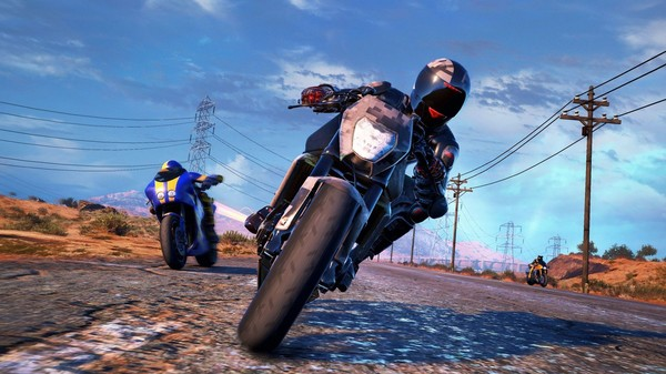 скриншот Moto Racer  4 0