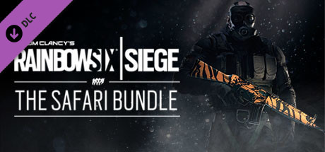 Tom Clancy's Rainbow Six Siege - The Safari Bundle