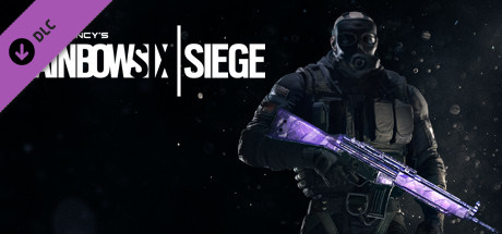 Tom Clancy's Rainbow Six Siege - Amethyst Weapon Skin