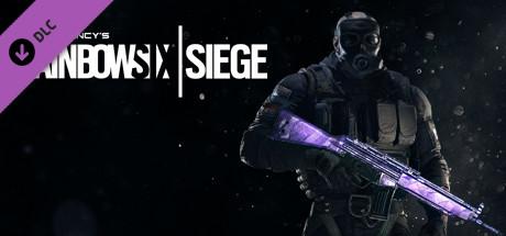 Tom Clancy's Rainbow Six Siege - Amethyst Weapon Skin