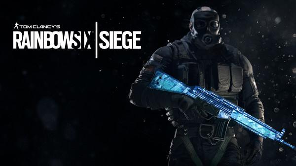 Tom Clancy's Rainbow Six® Siege - Cobalt Weapon Skin
