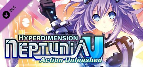 Hyperdimension Neptunia U Difficult Quest