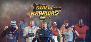 Street Warriors Online cover art