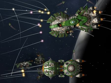 Gratuitous Space Battles: The Tribe (DLC)
