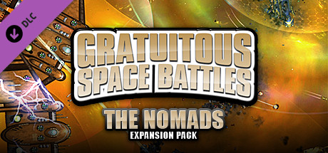 Купить Gratuitous Space Battles: The Nomads (DLC)