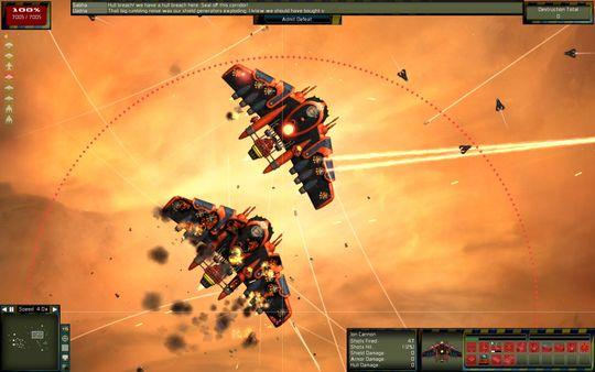 Gratuitous Space Battles: The Nomads