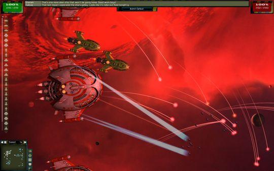 Gratuitous Space Battles: The Nomads (DLC)