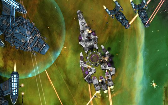 Gratuitous Space Battles: The Parasites (DLC)