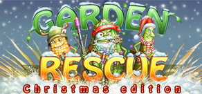 Garden Rescue: Christmas Edition cover art