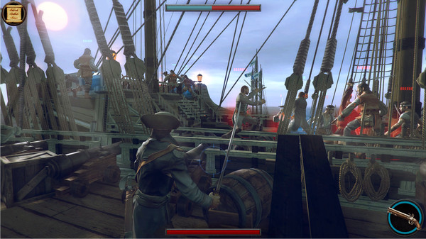 Tempest: Pirate Action RPG