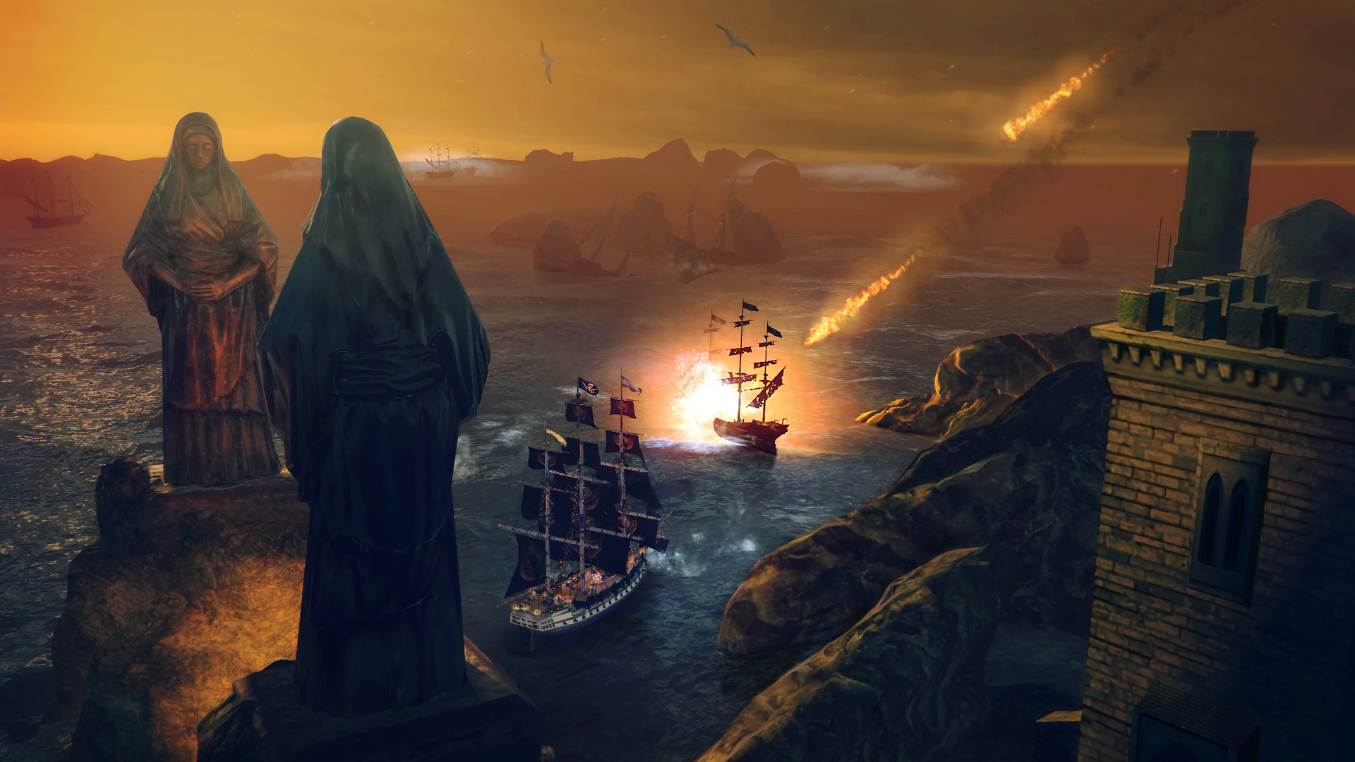 Tempest Pirate Action Rpg
