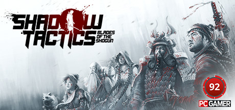 Shadow Tactics: Blades of the Shogun Cover Image