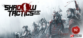 Shadow Tactics: Blades of the Shogun cover art