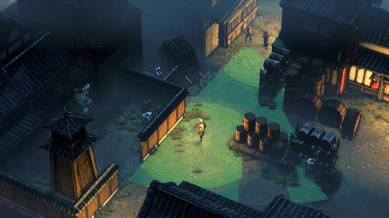 Shadow Tactics Blades Of The Shogun Download For Ps4