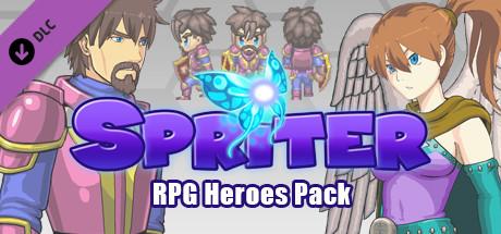 Spriter: RPG Heroes Pack