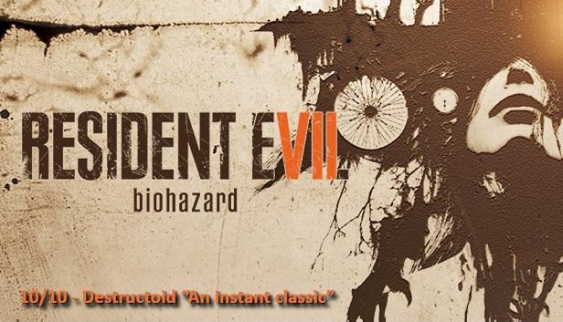 RESIDENT EVIL 7 biohazard / BIOHAZARD 7 resident evil on Steam