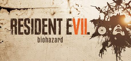 RESIDENT EVIL 7 biohazard / BIOHAZARD 7 resident evil cover art