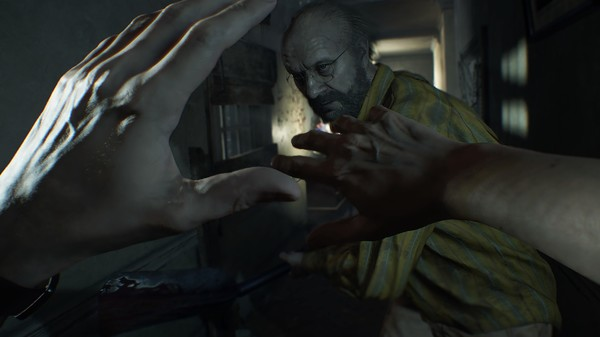 Resident Evil 7 Inc. 5 DLCs Free Download