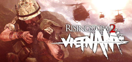 Rising Storm 2: Vietnam cover art