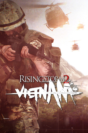 Rising Storm 2: Vietnam poster image on Steam Backlog