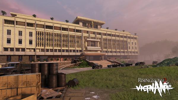 скриншот Rising Storm 2: Vietnam 0